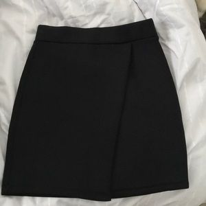 Top shop scuba skirt